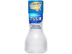 gia vị ở Nhật, muối ajishio.giangbe