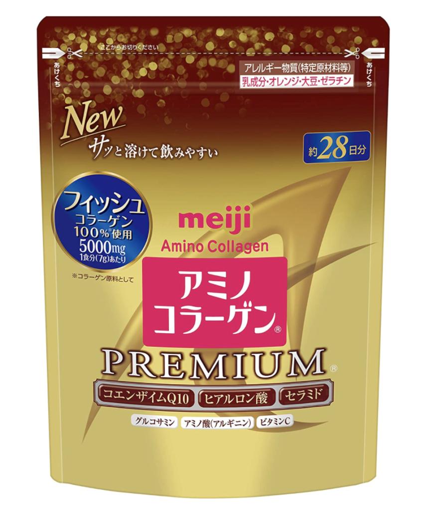 16 loại collagen được yêu thích ở Nhật Bản